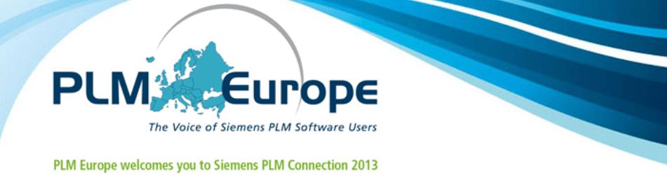 PLM Europe – Siemens PLM Connection 2013
