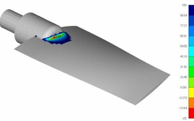Margin of Safety Calculation with Femap