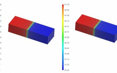 Modeling a heat exchanger using a porous isotropic blockage and a negative heat load