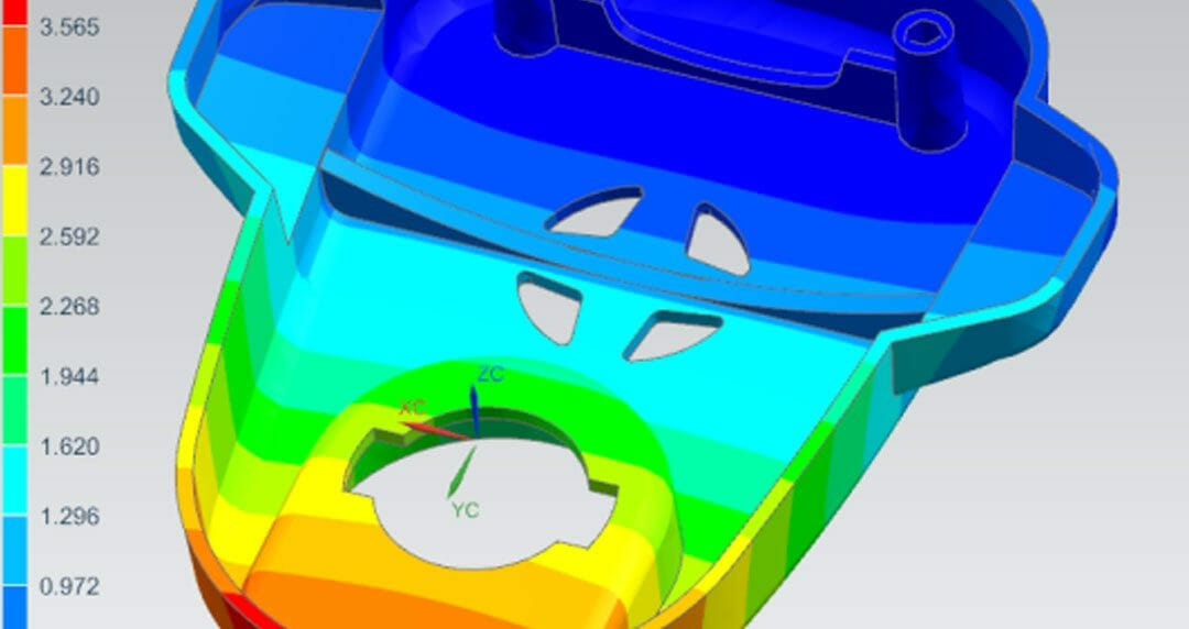 Accommodating 3rd Party CAD Design Changes without Simulation Model Re-Work