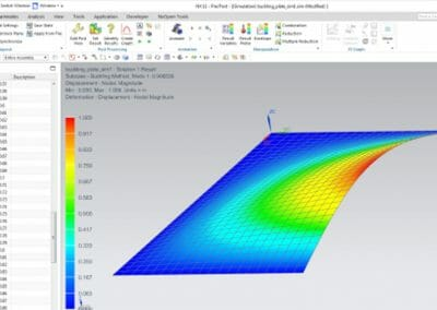 Approaches to Laminate Buckling with Simcenter