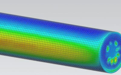 How to map flow forces to a structural analysis in Simcenter