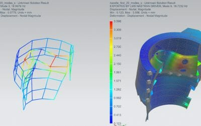 Correlating Simulation & Modal Test Results with Simcenter 3D