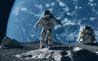 Simulating to the Moon and Mars
