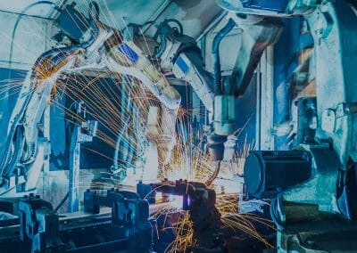 Digital transformation in discrete manufacturing