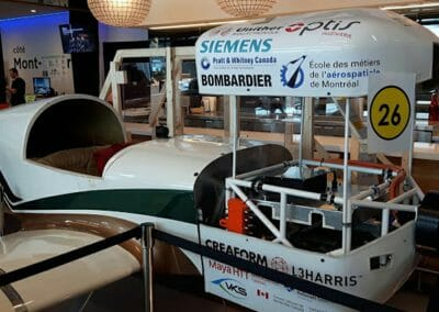 Creating an Electric Future for Aviation: Projet HERA