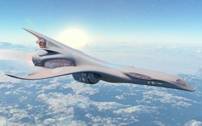 What is the next frontier for aerospace and defense?
